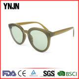 Солнечные очки повелительниц рамки цвета Ynjn новые популярные ясные