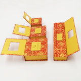 Коробка подарка ювелирных изделий горячей упаковки картона сбывания упаковывая бумажная (J10-E2)