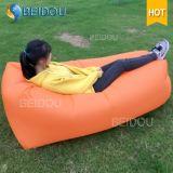 Cadeira inflável do Hammock dos sacos preguiçosos infláveis da base do sofá do ar do lugar frequentado de Lamzac