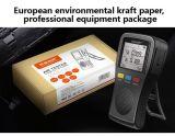 携帯用屋内汚染物質のモニター装置