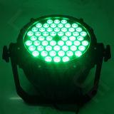 Im Freienbeleuchtung 54X3w RGB 3 in 1 NENNWERT LED