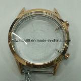Casse per orologi su ordinazione dell'acciaio inossidabile