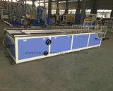 쌍둥이 나사 WPC 거품 단면도 밀어남 선 PVC 생산 라인