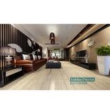 Cliquetis desserré de PVC Flooring/PVC de plancher de vinyle de configuration tissé par cliquetis de WPC