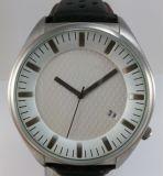 Het Horloge van de legering, de Riem van het Leer, High-End het Horloge van de Douane