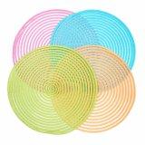 Polyester 100% gesponnenes Placemat für Tischplatte und Dekoration