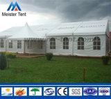 Большой шатер венчания крышки PVC белизны с входом шатра Pagoda 5X5m