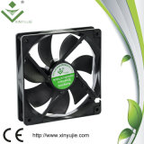 120*120*25mm 24V 1800rpm 60cfm sous 30dba apaisent le ventilateur de C.C pour la machine potable