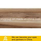 Темная плитка фарфора Brown цифров деревянная касающая деревенская для пола