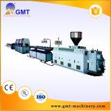 Máquina de Folha Impermeável-Larga do Assoalho do PVC PP-PE Extrusão Plástica da Produção