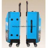 Bw1-043 комплект PCS случая 12 багажа вагонетки PU SKD /CKD кожаный
