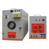 金属板のストリップの溶接のためのデシメートル波の誘導電気加熱炉