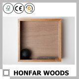 Frame natural rústico da foto do retrato da madeira contínua para a decoração