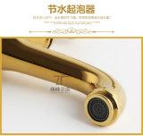 Misturador intemporal luxuoso antigo da bacia do estilo de vida (Zf-802-3)