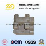 伝達機械装置のためのOEMの鋳鉄の精密鋳造弁の部品