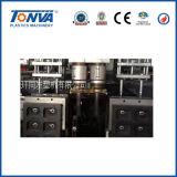 Tonva 2L 연장통을%s 완전히 자동 적이고 및 압축 공기를 넣은 밀어남 중공 성형 기계