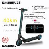 Patente L8 Bike&#160 eléctrico estupendo de Koowheel; E-Vespa
