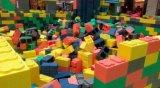 Het hete Schuim van EVP van het Speelgoed van de Bouwstenen van de Jonge geitjes van de Speelplaats van het Winkelcentrum van het Vermaak van de Verkoop