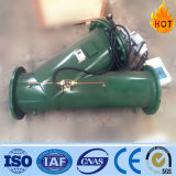 Automatische Zelfreinigende Filter voor de Behandeling van het Water van het Afval