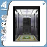 El Ce de alta velocidad aprobó con el elevador del pasajero del sitio de la máquina