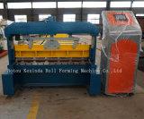 El panel trapezoidal de la azotea de Kxd que forma la máquina para la venta