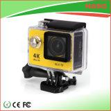 Цветастая водоустойчивая камера 4k спорта WiFi