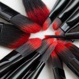 kosmetisches Pinsel-Set des synthetischen Haar-24PCS für Weihnachtsgeschenk