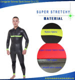 Smoothskin Front Zip Freediving Fitness Neoprene Surfing Suit para Casais