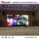 /RGB a todo color HD LED que hace publicidad de la pantalla de visualización video fija de interior de pared de P2/P2.5/P3/P4/P5/P6 LED para el edificio, el departamento, el sistema de control, el etc
