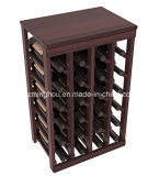 24 Shelving вина шкафа хранения вина шкафа вина бутылки деревянных