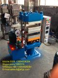 Tipo vulcanizador /Plate del pilar de la placa que vulcaniza la máquina/los azulejos de goma que vulcanizan la prensa