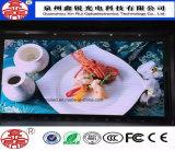 Schermo di visualizzazione dell'interno del LED P6 che fa pubblicità al prezzo di fabbrica
