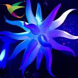 Iflt-17021308 impermeabilizzano le decorazioni gonfiabili bianche durevoli delle meduse di illuminazione del LED