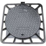 최신 판매 En124 D400 무쇠 맨홀 뚜껑