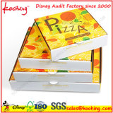 Shenzhen Factory Custom Printing e Packaging Pizza Box