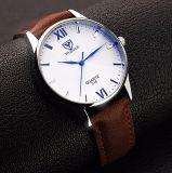 Da venda por atacado compata do relógio de 318 relógio de pulso barato de Yazole do preço homens da forma do seletor