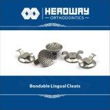 歯科矯正学の製品、前進はBondable Lingualクリートを曲げた