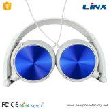 Heißes verkaufendes Großhandelsfaltbares Kopfhörer-Zoll-Stereofirmenzeichen