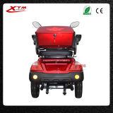 vespa eléctrica de la movilidad del triciclo del motor del engranaje de la rueda 3/Three