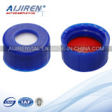 9mm Blue pp. Cap PTFE Silicone Septa Chromatography Vial
