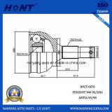Junção 28-39-63 do sistema de direção C. do carro de Citroen V. (NYCT-6029)