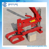 Manuelles Portable Concrete Paving Block und Brick Cutter