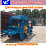 Máquina de fatura de tijolo da cinza de mosca de Full Auto do produto novo de China