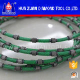 Scie à fil de diamant 7.2-11.5mm pour marbre