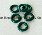녹색 고무 O-Ring 물개 고품질