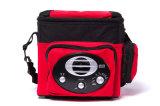 Mini-réfrigérateur électronique portable 6 litres, DC12V avec radio pour les activités de sortie Utilisation