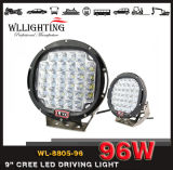 "luz LED del trabajo de 9inch 96W LED que conduce el jeep de Worklight, luz campo a través del mecanismo impulsor de la niebla, LED Worklight Wl-8805 9 "" (LED-LIGHT-BAR)"