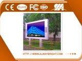 Indicador de diodo emissor de luz ao ar livre elevado da cor cheia da definição P10-2s de Abt