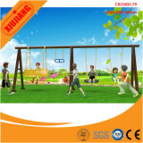 Hot Sale Kids Fitness Swing Pequeño patio al aire libre