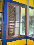 수동 알루미늄 미늘창 Windows
